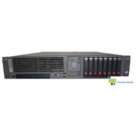 HP Proliant DL380 G5 2x Intel E5410 2,33 GHz 80W Quad Core CPU 32 GB RAM...